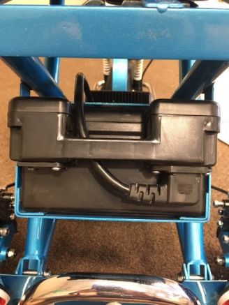 Spare Lithium Ion Battery - Triaxe Sport