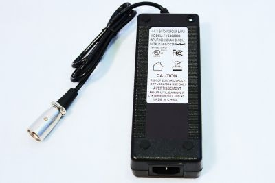 Spare 48 volt Power Adapter Charger-Triaxe Sport